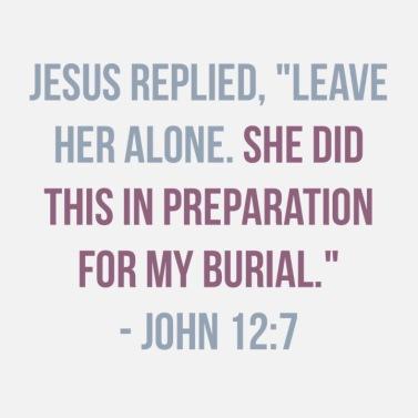 John 12:7